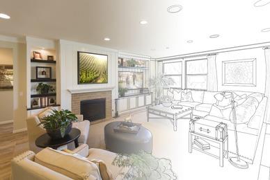 Un architecte pour l'aménagement d'espaces